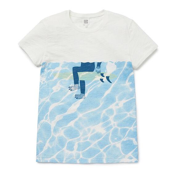 Surfer Legs Tee