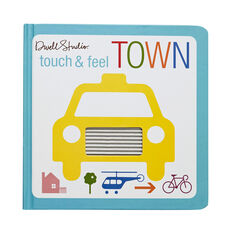Touch And Feel Town Book