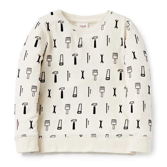 Tool Sweater