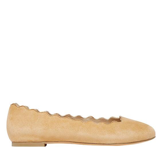 Charlotte Scalloped Ballet