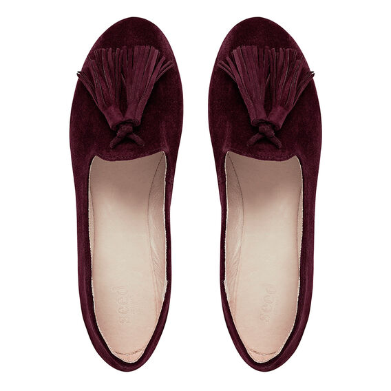 Veronica Tassel Loafer