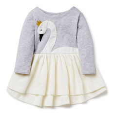 Swan Novelty Dress