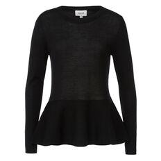 Babywool Peplum Sweater
