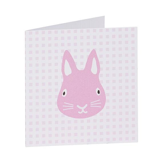 Baby Rabbit Card