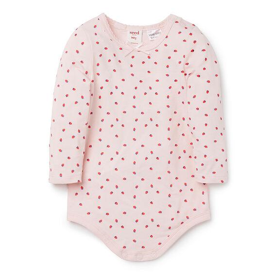 Strawberry LS Bodysuit
