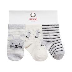 Mouse Socks 3 pack