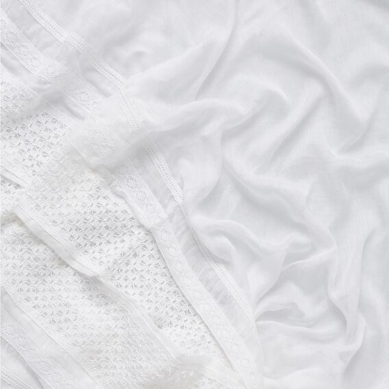 Soft Crochet Scarf
