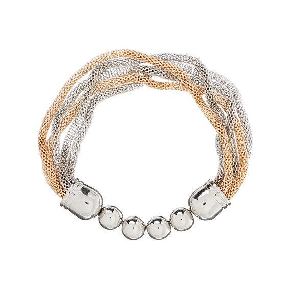 Mixed Multi Bracelet