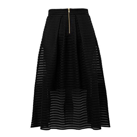 Collection Full Mesh Skirt