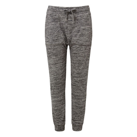 Drop Crotch Track Pant