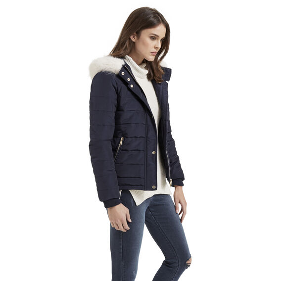 Quilted Puffer