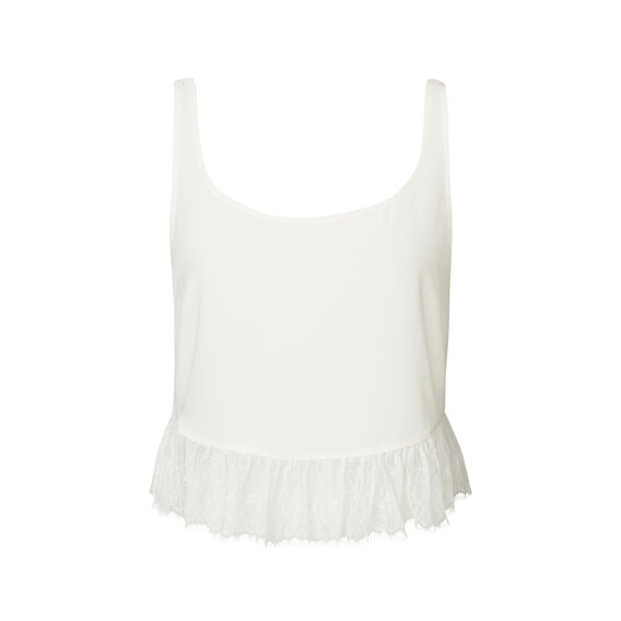 Collection Lace Crop Tank