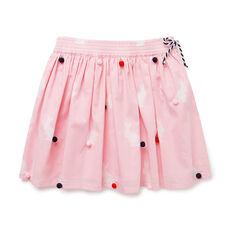 Bunny Pom Pom Skirt