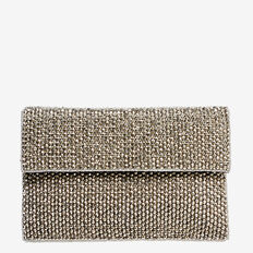 Beaded Clutch