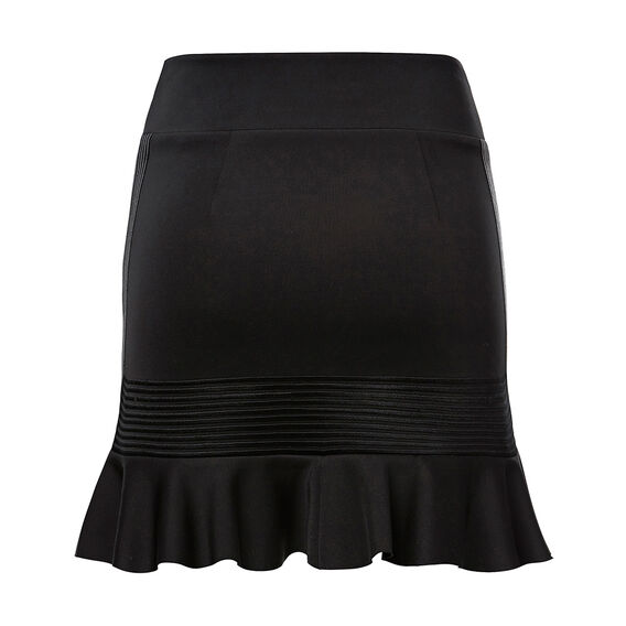Collection Frill Mini Skirt