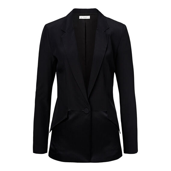 Collection Longline Tux Jacket