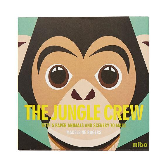 The Jungle Crew Book