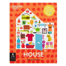 Sticker Style House