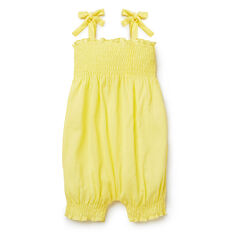 Cheesecloth Romper