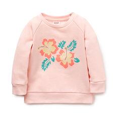 Floral Stitch Windcheater