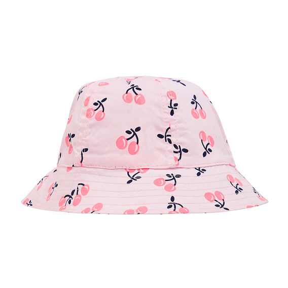 Cherry Sun Hat