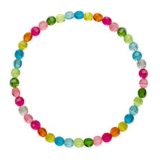 Crystal Candy Necklace