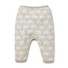 Elephant Knit Pant