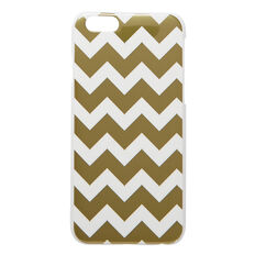 Gold Chevron Phone Case 6
