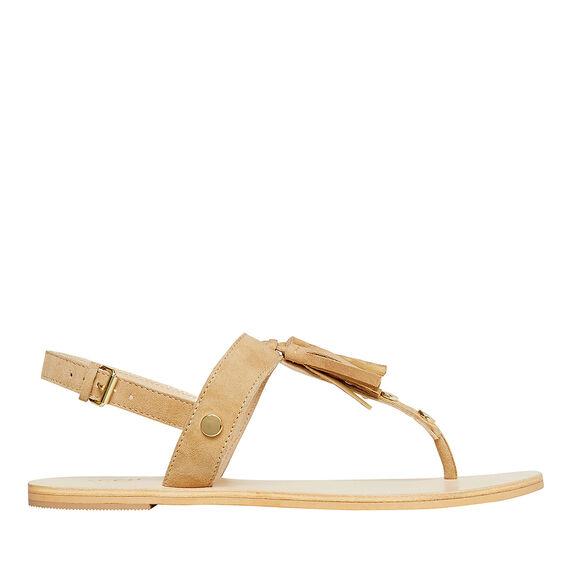 Lia Tassel Stud Sandal