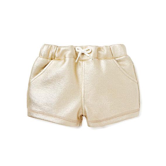 Metallic Short