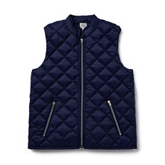 Quilted Puffa Vest