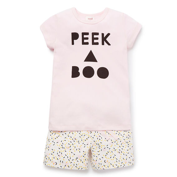 Peek-A-Boo SS PJ