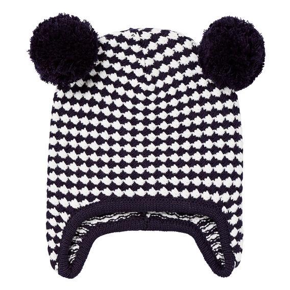 Bubble Knit Beanie