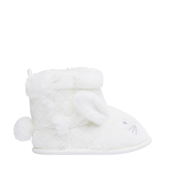 Rabbit Quilted Boot