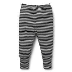 Stripe Cuffed Legging