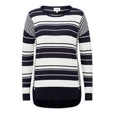 Neat Stripe Sweater