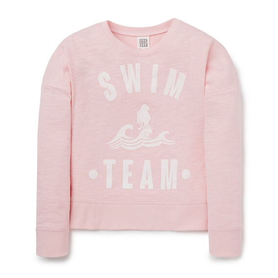 'Swim Team' Windcheater