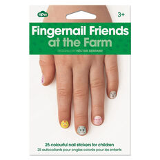 Farm Fingernails
