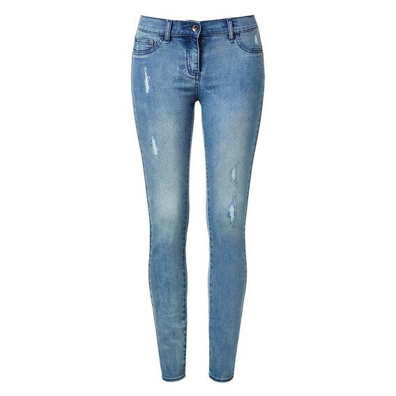 Blue Wash Jean