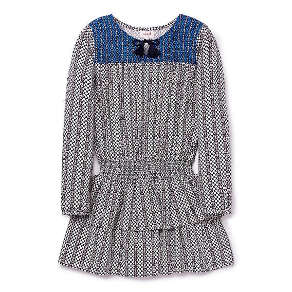 Daisy Splice Dress