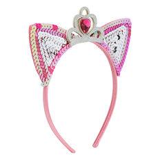 Sequin Ear Tiara