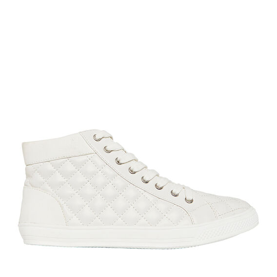 Quilted Hightop