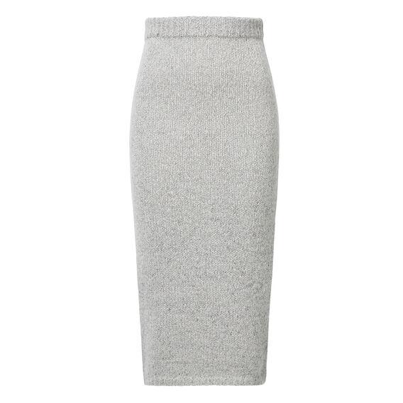 Mohair Midi Skirt