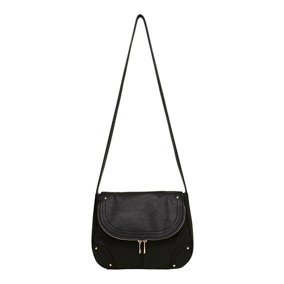 Detail Stud and Zip Bag