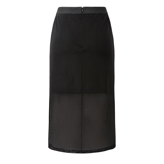 Layered Mesh Skirt