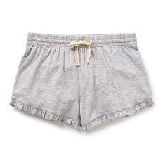 Frill Jersey Short