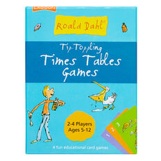 Roald Dahl Times Table Game