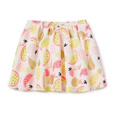Foil Fruit Skirt