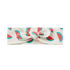 Watermelon Fabric Headband