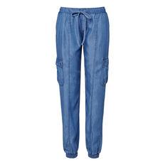 Tencel Pocket Pant